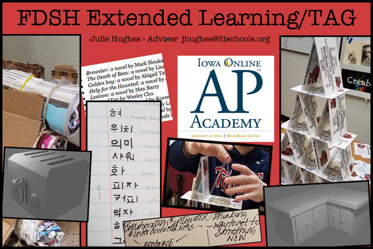 FDSH Extended Learning Lab graphic